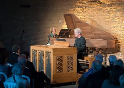 Martin Gester et Aline Zylberajch à Cintegabelle et Rochemontès